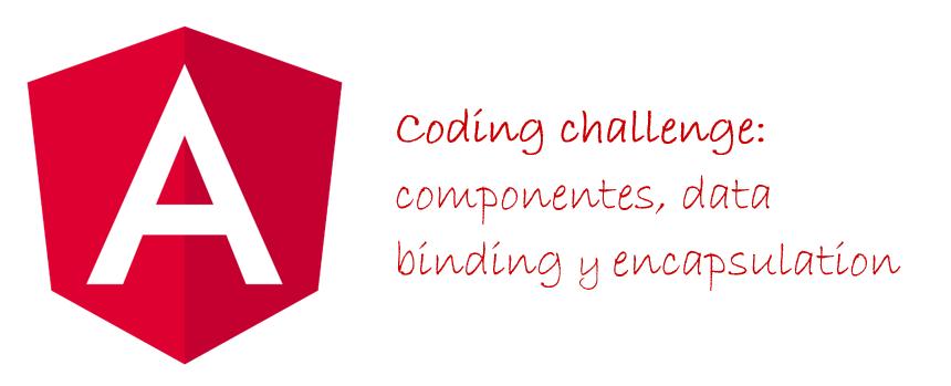 portada coding challenge componentes