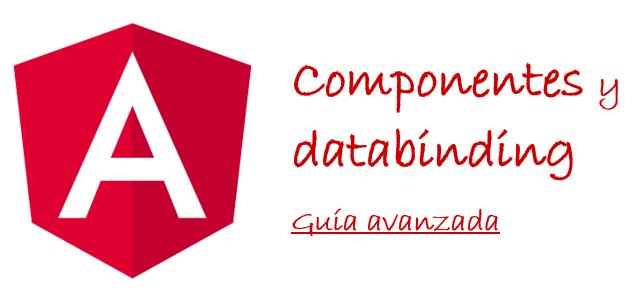 portada componentes y databinding guia avanzada