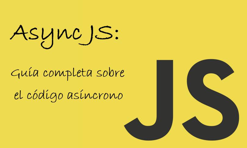 portada guía async JS